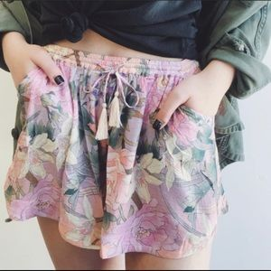 Spell & the Gypsy Collective Lily Flutter Shorts